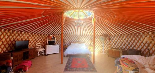 Eldorado Yurt - Hotel - Algarrobo