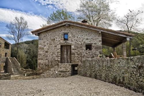 Mas planadevall - Accommodation - Santa Pau