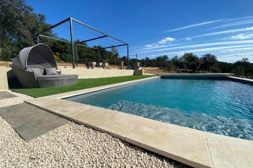 La Bella Vita - Contemporary villa whith Pool - Location, gîte - Nîmes