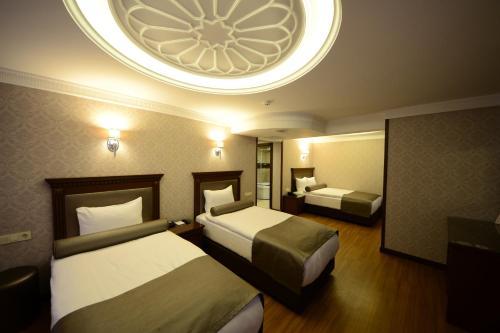 Istanbul Grand Bazaar Hotel address