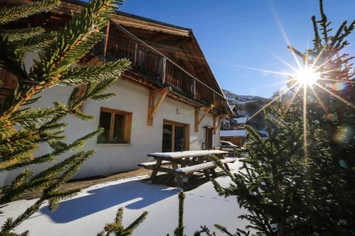 Odalys Chalet Le Peak - Valloire