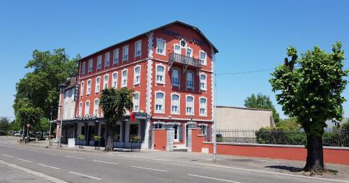 . Hotel de La Paix
