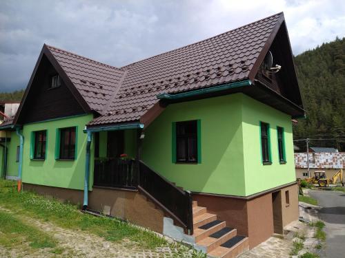 Zelená chalupa Vernár - Hotel