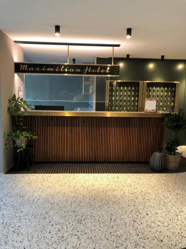 . Hotel Garni Maximilian