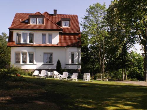 . Hotel Pension Villa Holstein
