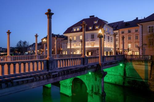 Zlata ladjica boutique hotel - Hotel - Ljubljana