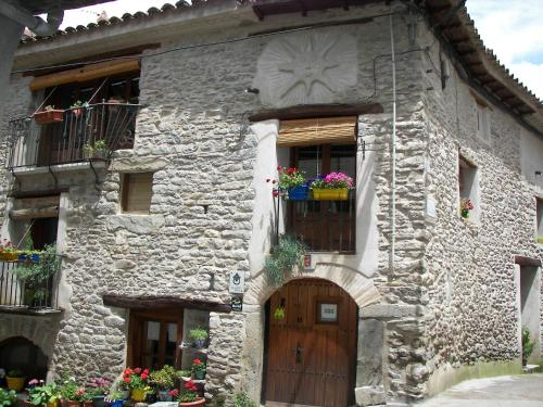 Accommodation in Lascuarre