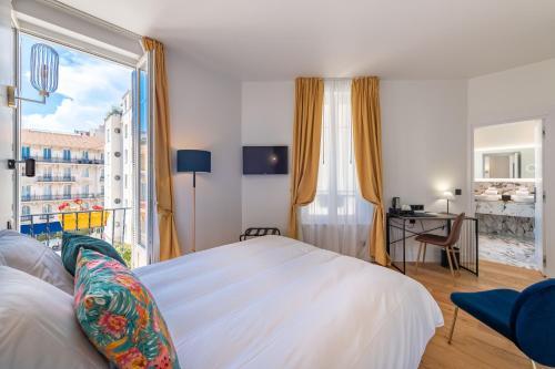 Hotel Nice Cote d'azur - Hôtel - Nice