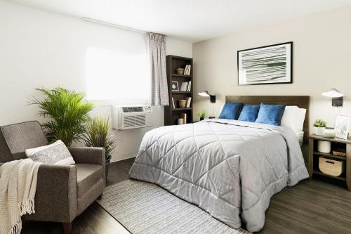 . InTown Suites Extended Stay Salt Lake City UT - Midvale