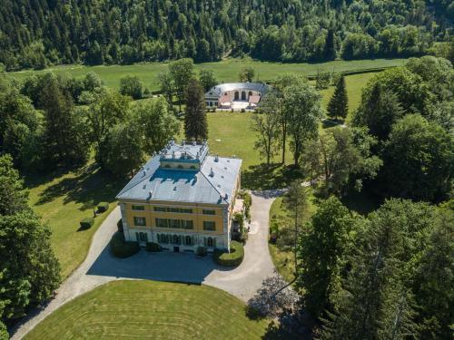 La Villa Palladienne - Château de Syam - Hotel