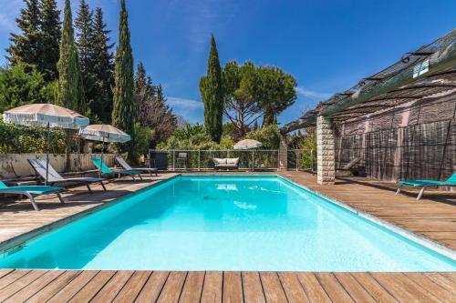 Jade En Provence - Chambre d'hôtes - Vaison-la-Romaine