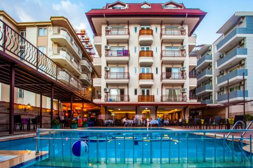 Alanya Oba Time Hotel price