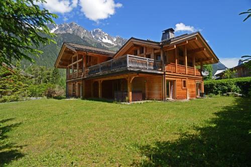 Chalet Isabelle Mountain lodge 5 star - Chamonix