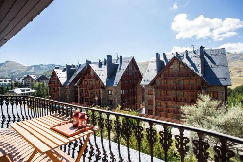 Wood ✪ WiFi, terraza ✪ Ideal excursiones - Apartment - Formigal