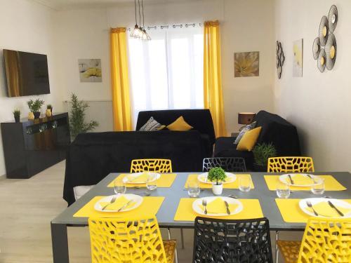 Appartement Le Solea 100m2 climatisé parking proche Sanctuaires - Location saisonnière - Lourdes
