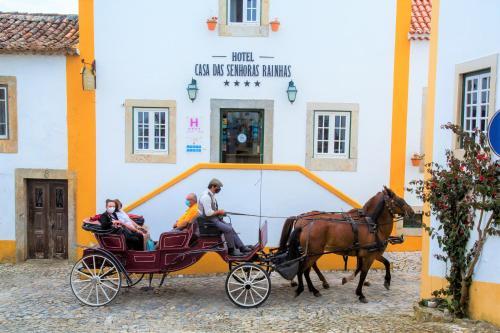 . Hotel Casa Das Senhoras Rainhas - Castelo de Óbidos