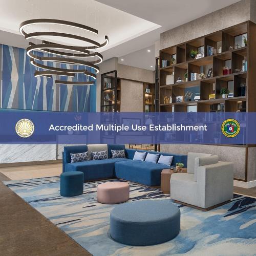 . Citadines Bay City Manila - Multiple Use Hotel