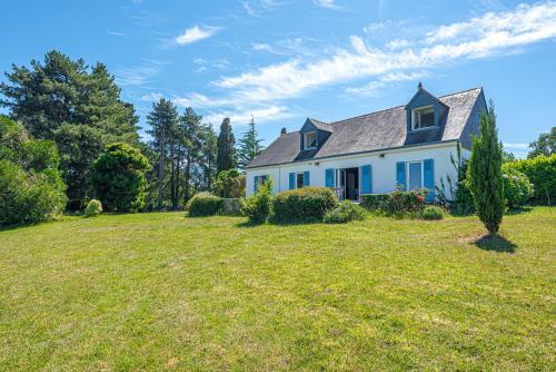 Villa Port-Miquel, vue mer Île aux Moines - Location saisonnière - Île-aux-Moines