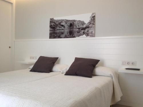 Economy Zweibettzimmer Hostal La Palma 14