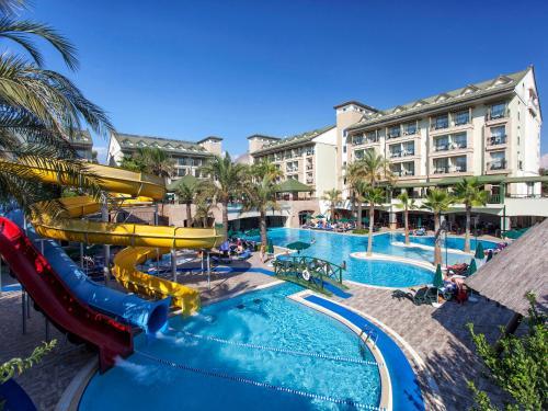 Side Alva Donna Beach Resort Comfort yol tarifi