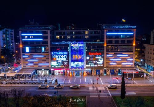 Capitol Suites - Accommodation - Skopje
