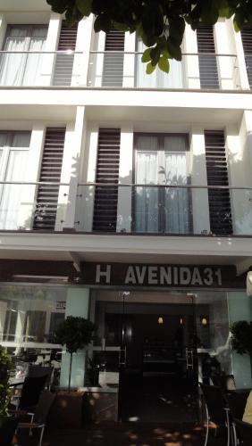 . Hotel Avenida 31