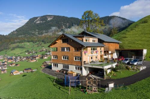 Panoramahof Eggele Au/Schoppernau