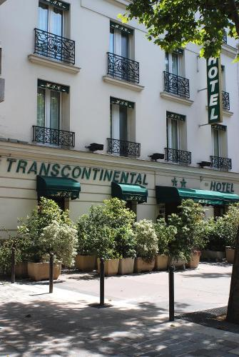 Hôtel Transcontinental - Hôtel - Paris