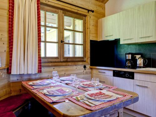 Appartement La Tania, 3 pièces, 6 personnes - FR-1-513-40 - Apartment - La Tania