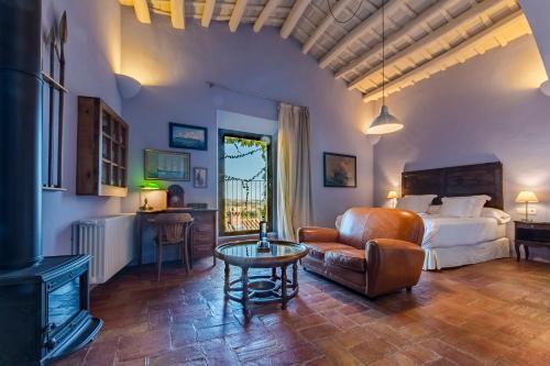 Suite with Terrace - single occupancy Encís d'Empordà -Adults Only- 12