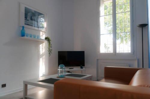Grand appartement proche gare et Polygone - Location saisonnière - Béziers