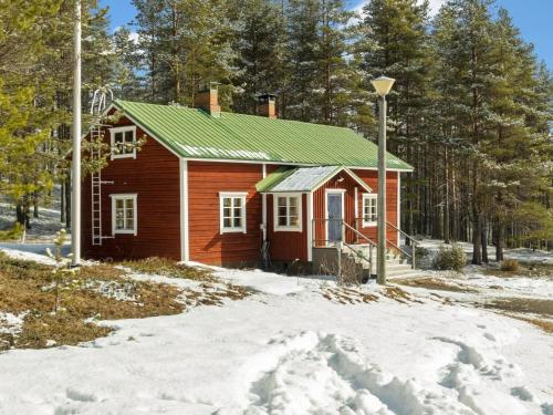 Holiday Home Portin pirtti - Sodankylä
