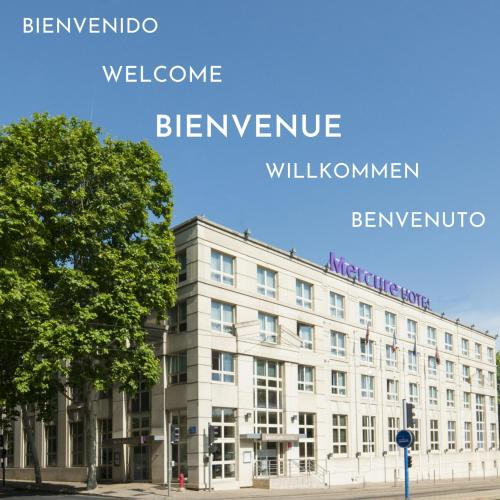 Mercure Montpellier Centre Antigone - Hotel - Montpellier