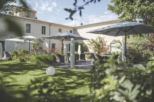 Mas de Boudan - Hôtel - Nîmes