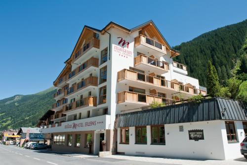 Mallaun Hotel.Erlebnis See im Paznaun