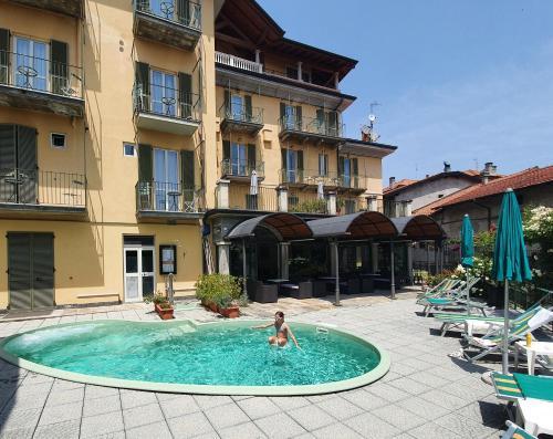 Accommodation in Baveno