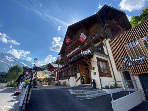 Boutique Hotel Beau-Séjour & Spa Superior - Champéry
