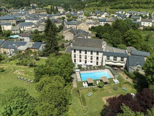 Logis le Mont Aigoual - Hotel - Meyrueis