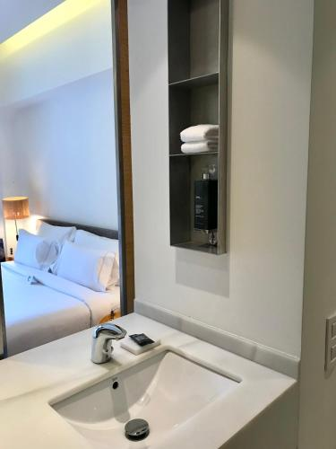 Standard Doppelzimmer Hostal Spa Empúries 1