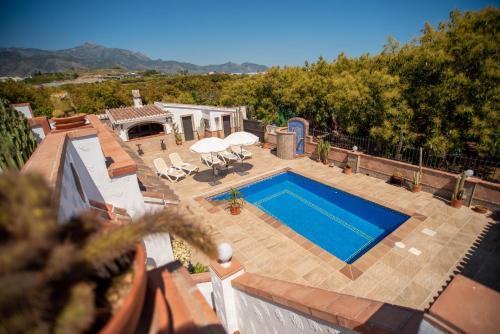. Villa RuiSol - pool and BBQ - 1,5km de Nerja - Centrall alquileres