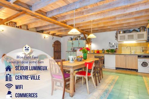 La Pause Enchantée - Maison d'artistes - 8 pers - Location saisonnière - Montreuil