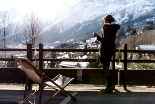 Les Granges d'en Haut - Chamonix Les Houches - Chalet