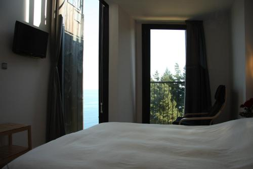 Double Room with Balcony - single occupancy Agroturismo Haitzalde B&B - Adults Only 21