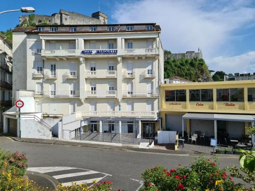 Hôtel Marquette - Hôtel - Lourdes