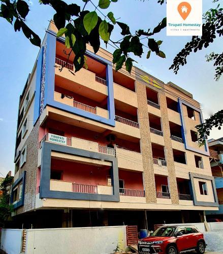 . Tirupati Homestay - Apartments
