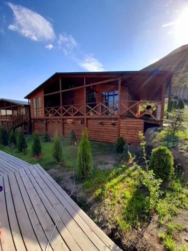 Chill Village Fiagdon - Chalet - Verkhniy Fiagdon
