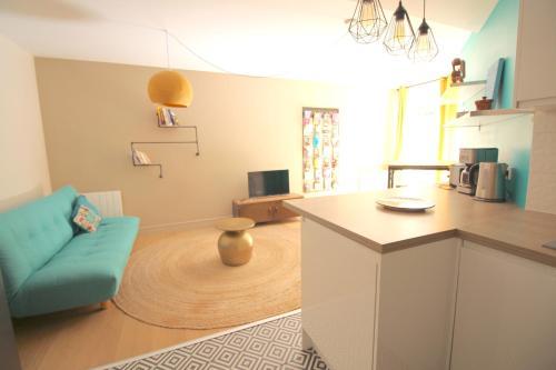 Mon Appart A VILLON-MONPLAISIR - Apartment - Lyon
