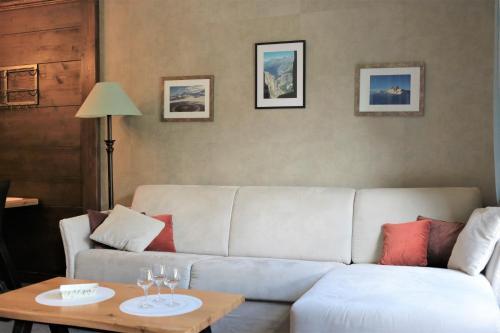 Le manoir Savoie 1950 résidence 5* piscine - Hotel - Arc 1950