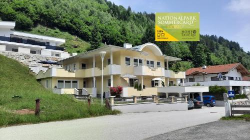 Apartmenthaus Unterweger Neukirchen