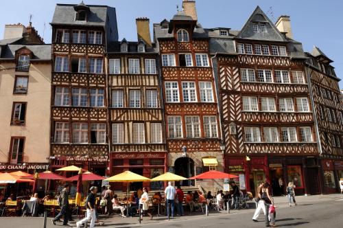 . Hotel Des Lices